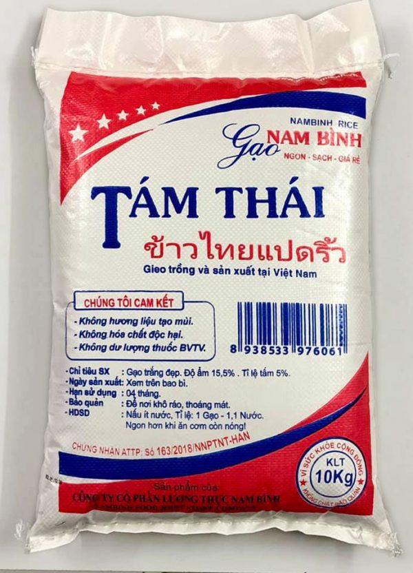 Gạo Tám Thái